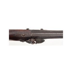 Flintlock Kentucky Style Rifle Signed P Belles