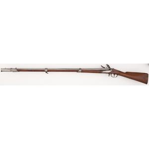 Model 1812 Type I Springfield Flintlock Musket