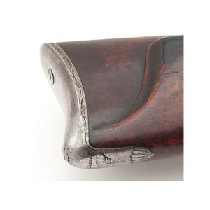 Double Barrel Flintlock Shotgun By Michel Beleur