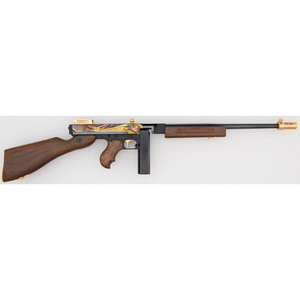 *Auto-Ordnance Commemorative Thompson Sub-machine Gun