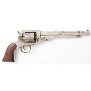 Rare Whitney Revolver Converted To Rimfire