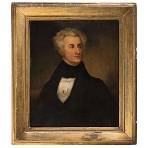 An American Portrait of Thomas McKenney, 19th Century