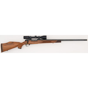 * Weatherby Mark V Rifle with Scope