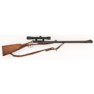 Pedersoli Kodiak Express Mark III Percussion Double-Rifle