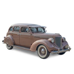 A 1938 Chrysler Royal Sedan