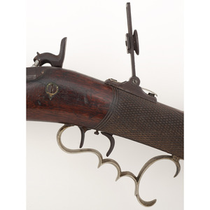 Percussion Target Rifle