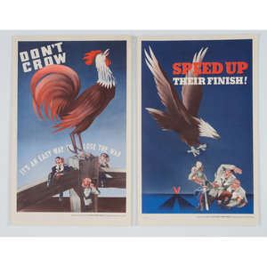 World War II Posters Issued by the National Process Company, Incl.