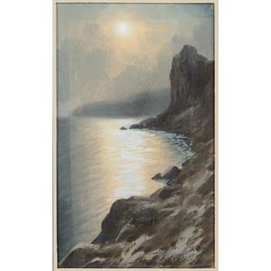 Attributed to Ivan Konstantinovich Aivazovsky (Russian, 1817-1900)