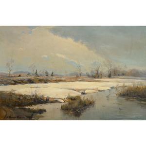 Vitold Bialinitsky-Birula (Russian, 1872-1957)