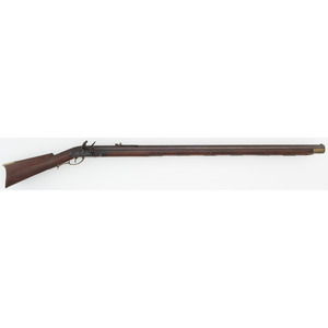 Heavy Barrel Flintlock Slug Rifle