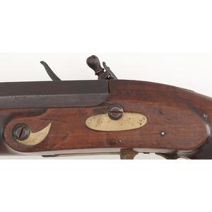 Heavy Barrel Flintlock Slug Rifle