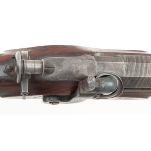 English Schuetzen Percussion Target Rifle by E.M. Reilly