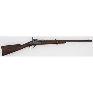 Model 1877 Rifle Altered To Carbine
