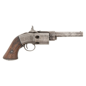 Springfield Arms Company Warner's Patent Belt Revolver