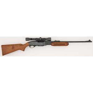 ** Remington Model 760 Pump Action Rifle