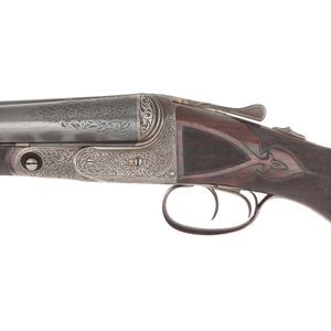 **Very Rare Parker Brothers AHE Grade 7 Pigeon Gun