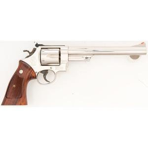 Smith & Wesson Model 29 Nickel