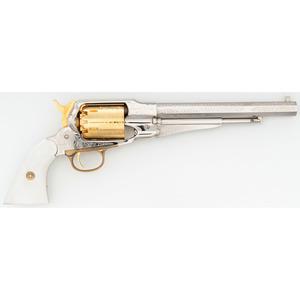 Pietta Limited Edition Buffalo Hunter Revolver in Box