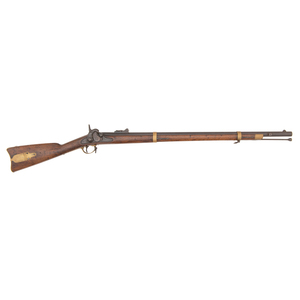 Brass Mounted Harpers Ferry US Model 1855 Rifle