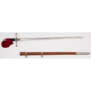 Scottish Regimental Officer's Undress Sword