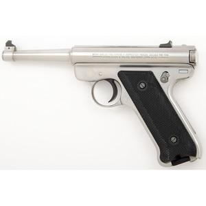 * Ruger RST-4 S Standard Auto Bill Ruger Commemorative Pistol
