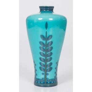 A Rookwood Pottery Porcelain Vase, decorated by Arthur Conant