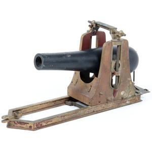 Civil War Era Cannon Model