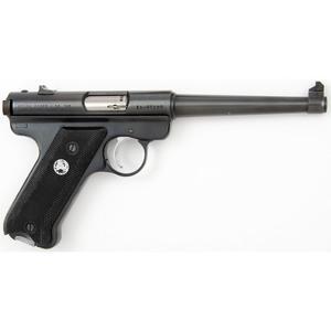*Ruger Standard Model Pistol