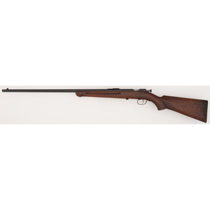 ** Winchester Model 67 Bolt Action Rifle
