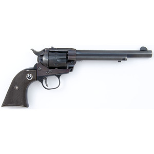 ** Ruger 3 Screw Single Six Revolver