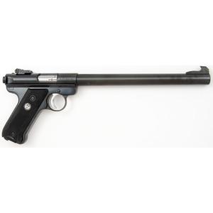 * Ruger Mark II Target Pistol