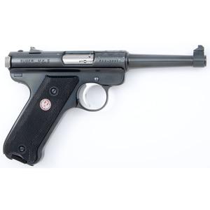 * Ruger Mk II 50th Anniversary Pistol