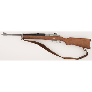 * Ruger Mini-14 Ranch Rifle
