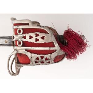 Wilkinson British Highland Officer's Sword of Lieutenant Henry Balfour Fergusson Bryant, MVO, Highland Light Infantry