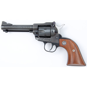 *Ruger New Model Single Six Revolver