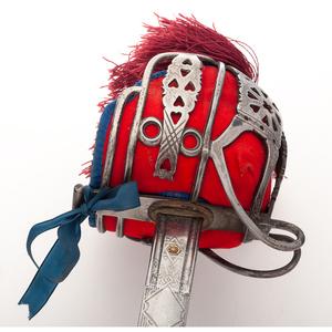 Meyer's & Mortimer British Highland Officer's Sword, The Black Watch (Royal Highlanders)