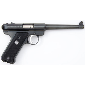 * Early Ruger Mark II Target Pistol in Box