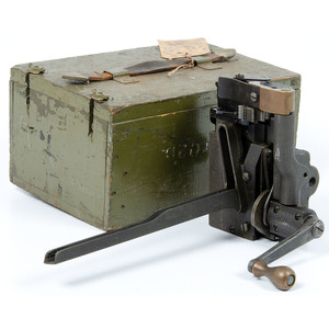 Original Loader For 1917 Browning Machinegun