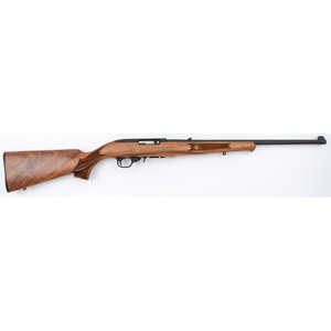 * Ruger Model 10-22 Deluxe Rifle