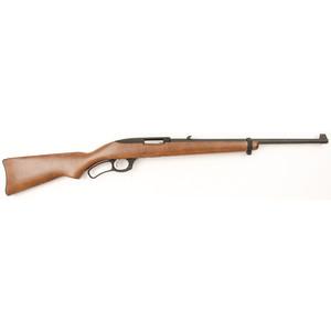 Ruger Model 96/22 Lever Action Rifle