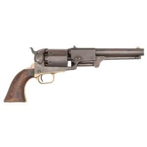 Third Model Civilian Colt Dragoon Percussion Revolver