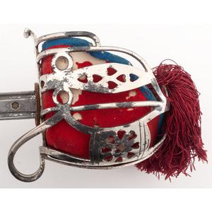 British Highland Officer's Sword of Major Ian Digby Murray, Argyll and Sutherland Highlanders