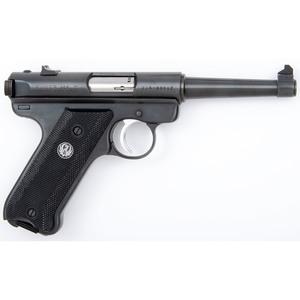 * Ruger Mark II Pistol