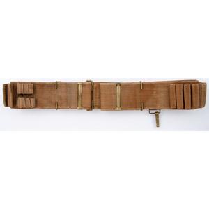 Mills Orndorff  Cartridge Belt