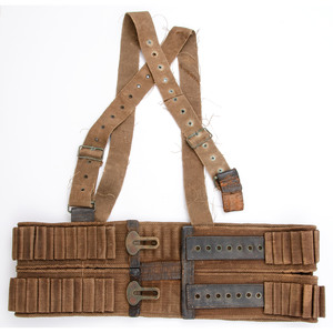Arsenal Modification Double Cartridge Belts
