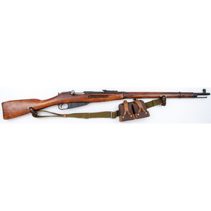 ** Soviet Mosin Nagant M91/30 Rifle
