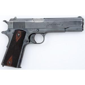 ** Colt Government Model .45