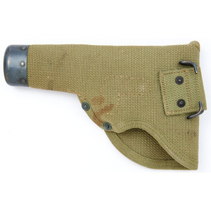 Mills .45 Auto Large Flap Holster
