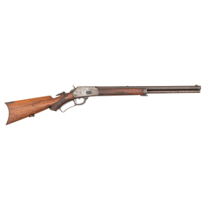Marlin Model 1889 Deluxe Short Rifle with Factory Letter