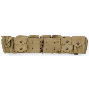 Mills Cavalry Cartridge Belt